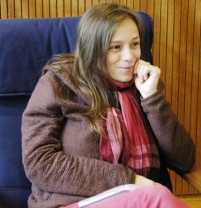 Caroline LESPAGNARD